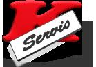 Logo společnosti K-SERVIS PRAHA, a.s.