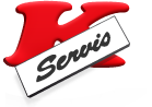 Company logo K-SERVIS PRAHA, a.s.